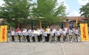DHL hỗ trợ trẻ em đến trường