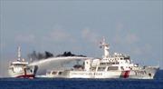 Mỹ và canh bạc nguy hiểm của Trung Quốc ở Biển Đông