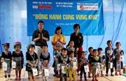 Báo Tin Tức 'đồng hành cùng vùng khó' Lai Châu