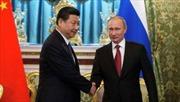Tổng thống Nga, Chủ tịch Trung Quốc sẽ dự tập trận ở biển Hoa Đông