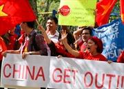Tuần hành phản đối Trung Quốc tại New York