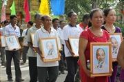 Nhiều hoạt động thiết thực kỷ niệm Ngày sinh Chủ tịch Hồ Chí Minh