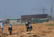 Tạo điều kiện cho công nhân Trung Quốc ở Vũng Áng-Hà Tĩnh về nước
