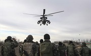 Nga ra lệnh binh sĩ trở về căn cứ sau tập trận gần Ukraine