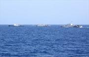 Trung Quốc vẫn duy trì trên 90 tàu quanh giàn khoan 981