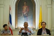 Thủ tướng tạm quyền Thái Lan bác khả năng từ chức