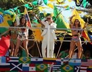 World Cup, bệ phóng của âm nhạc