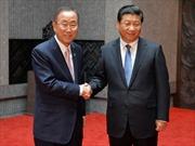 TTK LHQ thảo luận tình hình Biển Đông với lãnh đạo Trung Quốc