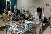 Vụ ngộ độc thực phẩm tại Ninh Bình: Dừng cung cấp suất ăn trưa