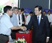 Phát huy sức mạnh cộng đồng người Việt ở nước ngoài