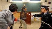 Xảy ra đâm chém học sinh ở Trung Quốc
