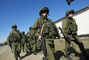 Lực lượng Nga rút khỏi biên giới Ukraine 10km