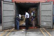 Panama sắp xử vụ tàu Triều Tiên mang lậu vũ khí
