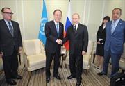 Nga sẽ phủ quyết dự thảo nghị quyết mới của LHQ về Syria
