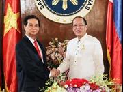 Việt Nam - Philippines tiến tới quan hệ đối tác chiến lược
