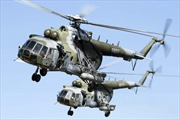 Nga bàn giao cho Trung Quốc 48 máy bay trực thăng Mi-171