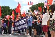 Mỹ ủng hộ Việt Nam dùng pháp lý để giải quyết với Trung Quốc