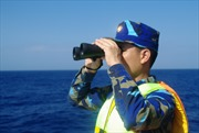 Trung Quốc huy động số đông tàu lớn rượt đuổi tàu Việt Nam