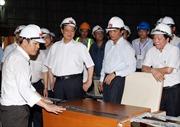 Thủ tướng kiểm tra tiến độ công trình Nhà Quốc hội