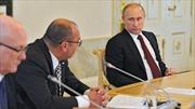 Tổng thống Nga phản ứng việc bị ví với Hitler