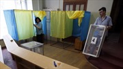Cử tri Ukraine bắt đầu đi bầu tổng thống