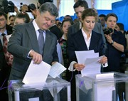 Ukraine bầu cử tổng thống trong bất ổn