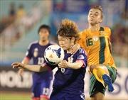 Nhật Bản lần đầu tiên vô địch bóng đá nữ châu Á