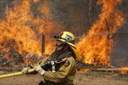 Cháy tại khu bảo tồn hoang dã quốc gia ở Mỹ
