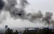 Hàng chục tay súng thiệt mạng ở đông Ukraine