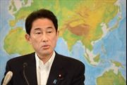 Nhật Bản hối thúc Trung Quốc kiềm chế trên Biển Đông