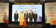 Công bố thẻ đồng thương hiệu MobiFone- SeABank VISA