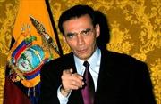 Interpol truy nã cựu Tổng thống Ecuador