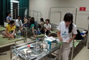 69 công nhân nhập viện do nắng nóng