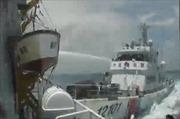 Tàu Trung Quốc áp đảo về số lượng, tìm cách đâm va trực diện