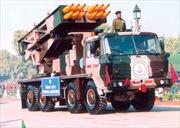 Ấn Độ thử thành công tên lửa phóng loạt Pinaka
