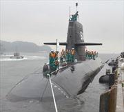 Nhật Bản dự định bán công nghệ tàu ngầm cho Australia