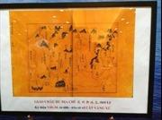Công bố những tư liệu Hán Nôm nguyên bản về chủ quyền Hoàng Sa, Trường Sa