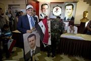Ông Bashar al-Assad tái đắc cử tổng thống Syria