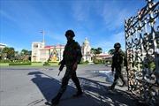 Thái Lan bắt giữ một thủ lĩnh phản đối đảo chính