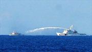 Trung Quốc đưa tàu cá 'khủng' nhằm tăng khả năng đâm va?