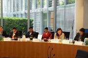 Các đại sứ ASEAN làm việc với nghị sĩ Đức