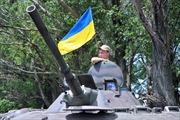 Ukraine: Lực lượng ly khai nã pháo vào quân đội ở Slavyansk