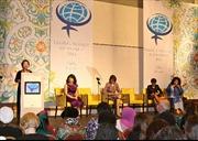 Khai mạc Hội nghị thượng đỉnh phụ nữ toàn cầu
