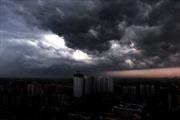 Bắc Bộ tiếp diễn mưa dông về đêm