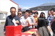 Người Việt tại Đức quyên góp ủng hộ ngư dân bám biển quê hương