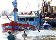 Gặp thuyền trưởng cứu 10 ngư dân bị tàu Trung Quốc đâm chìm