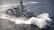 Anh điều tàu khu trục đến Baltic tập trận