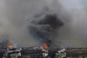 Khu hậu cần của NATO ở Afghanistan bị tấn công