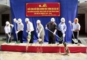 Mở rộng khuôn viên Tượng đài Bác Hồ tại Hà Giang
