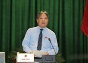Bộ trưởng Hà Hùng Cường: Sẽ bổ sung một số tội danh về tham nhũng